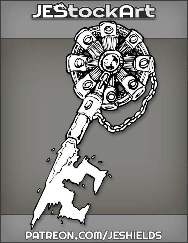 Mystic Master Key Of Unlocking by Jeshields