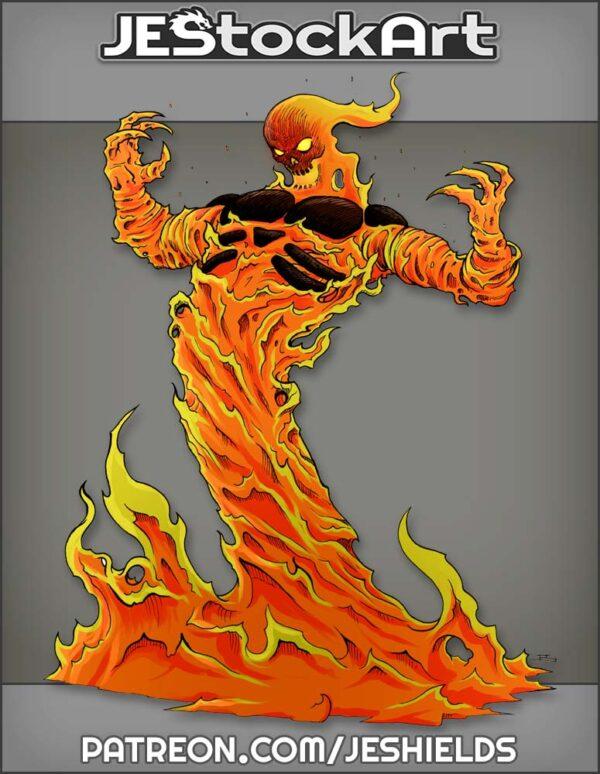 Elemental Fire by Jeshields