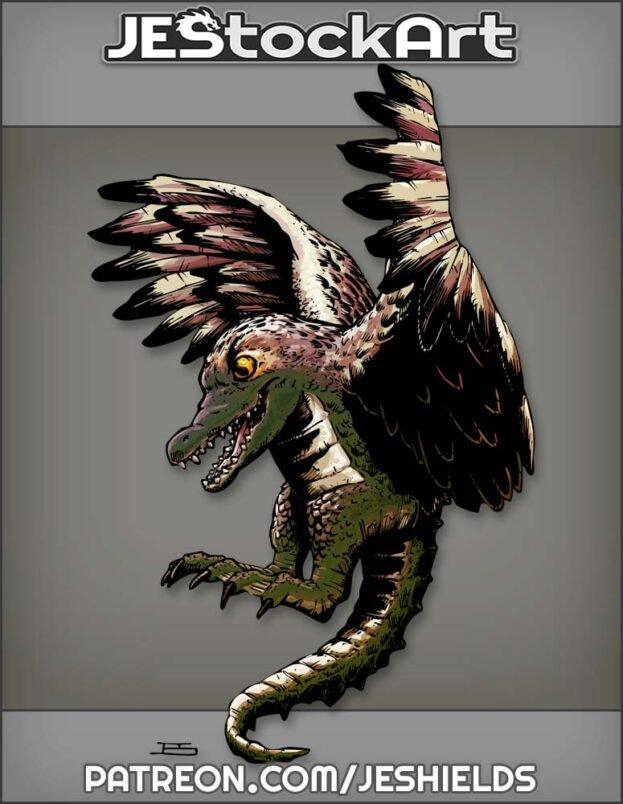 Owligator A Magical Creature Mix by Jeshields
