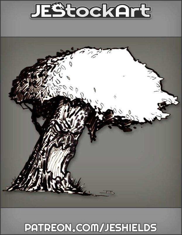 Sentient Carnivorous Tree by Jeshields