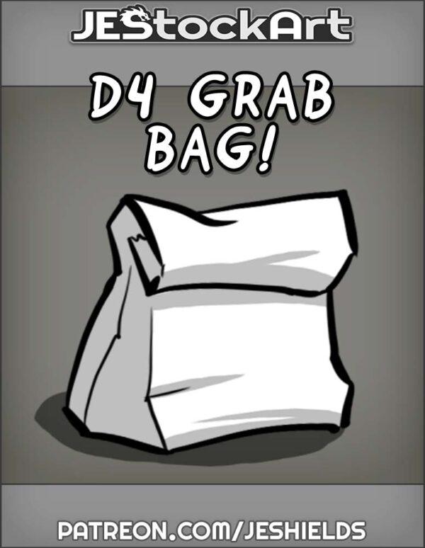 Patreon D4 Grab Bag - January 2021