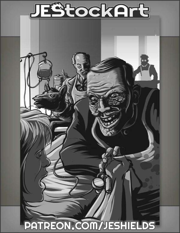 Transfusion Horror by Jeshields
