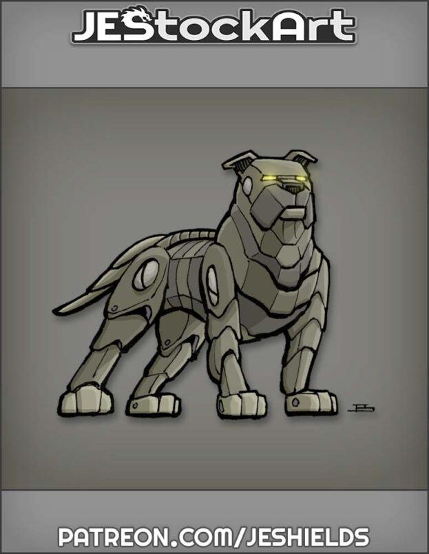 Super Pet Cyber Dog by Jeshields
