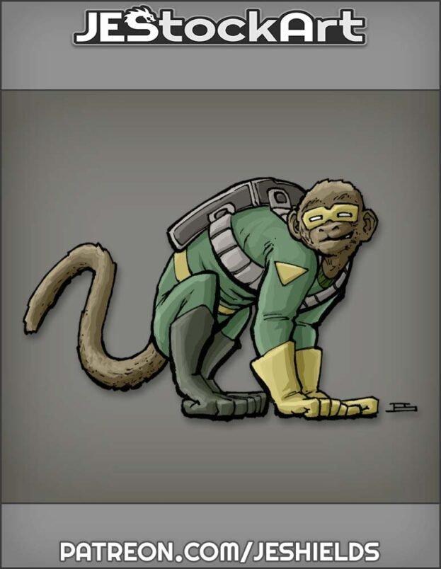 Super Pet Intelli Chimp by Jeshields